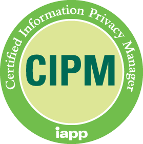 International Association of Privacy Professionals - Certified Information Privacy Manager