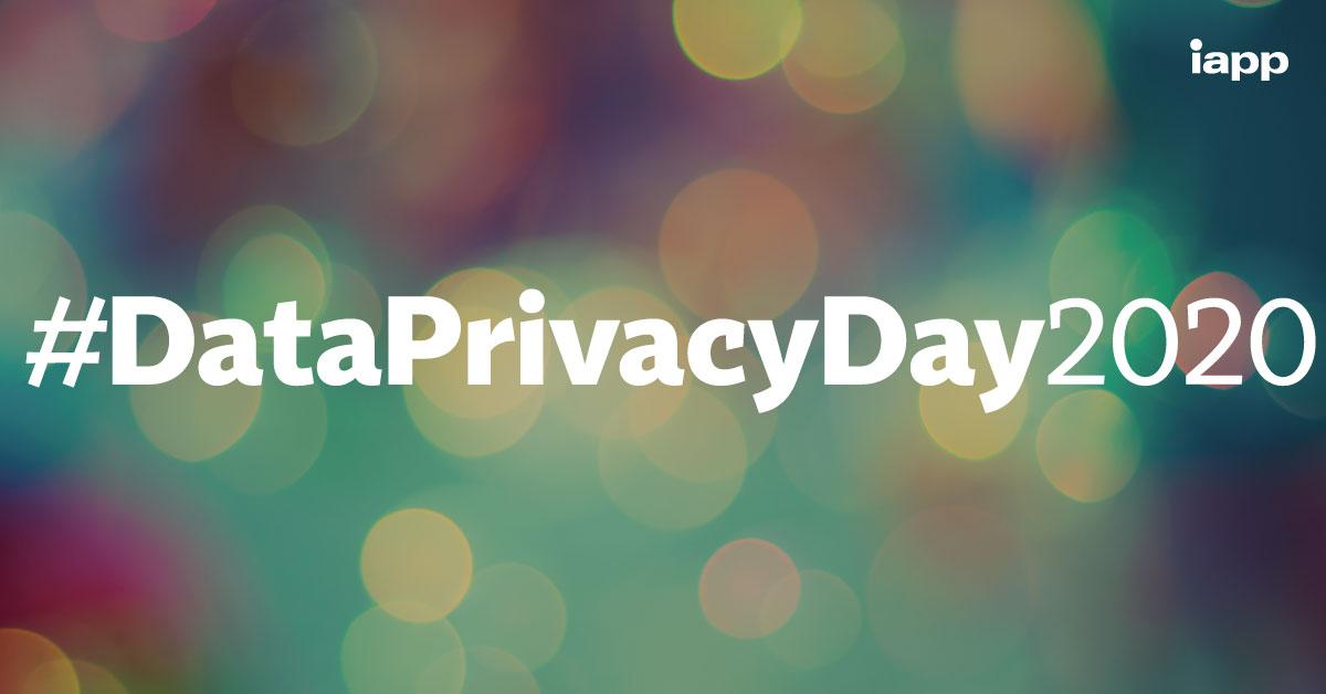 #DataPrivacyDay2020