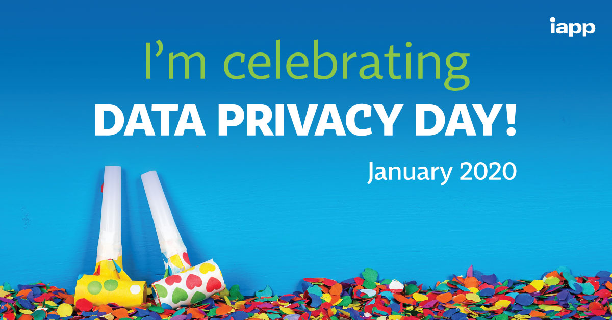 I'm Celebrating Data Privacy Day