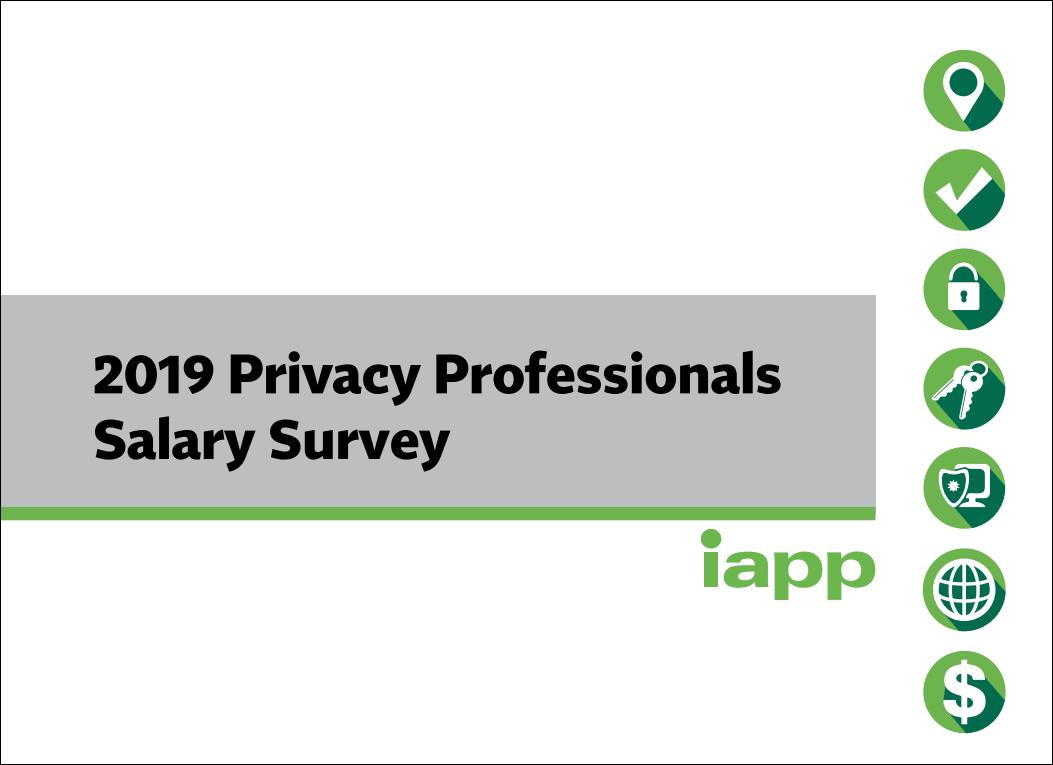 2019 IAPP Privacy Professionals Salary Survey — Executive