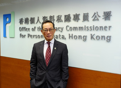 Meet Hong Kong's New DPA