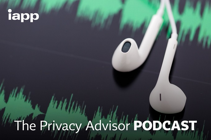 The Privacy Advisor Podcast: Peter Swire
