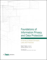 Foundations of Information Privacy and Data Protection